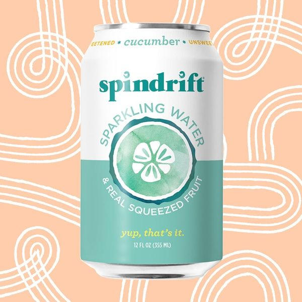 Spa Water and Seltzer Combine Forces in This Ultra-Refreshing Drink