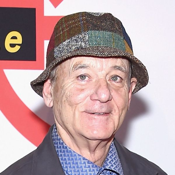 Bill Murray Helped a Florida Couple Reveal the Sex of Their Baby