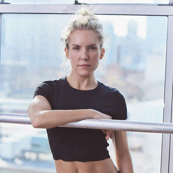 This Is What Celeb Trainer Anna Kaiser Eats Every Morning