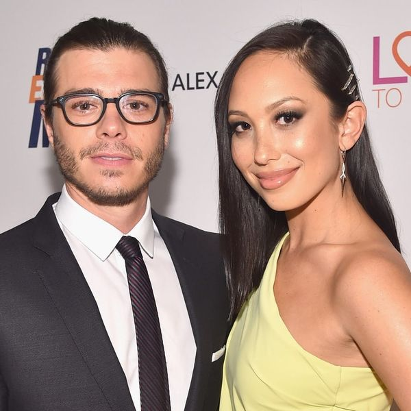 'DWTS' ProCheryl Burke Is Engaged to Matthew Lawrence!