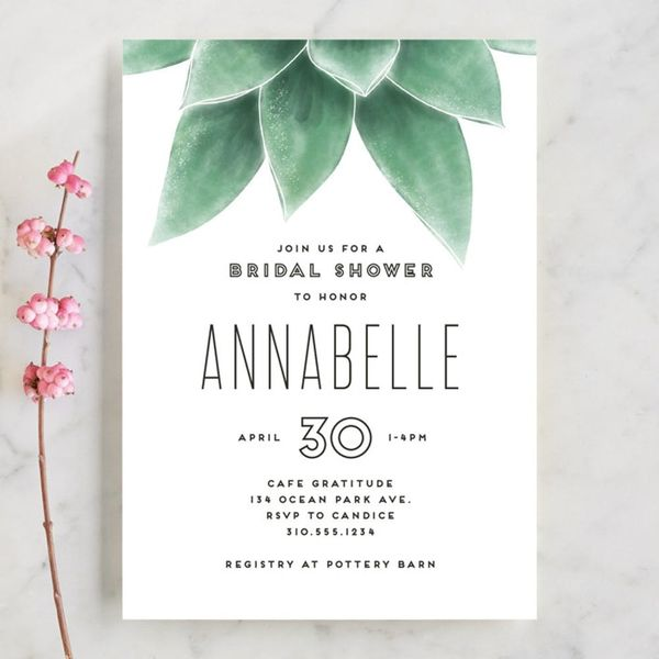 10 Bridal Shower Invitations to Get Any Party Started