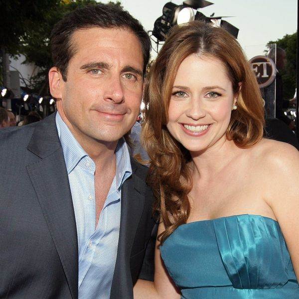 Jenna Fischer Just Shared a Secret About Pam and Michael's Airport Goodbye on 'The Office'