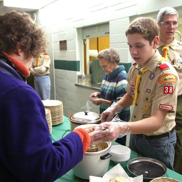 Why the Boy Scouts of America Are Officially Dropping 'Boy' from Their Name