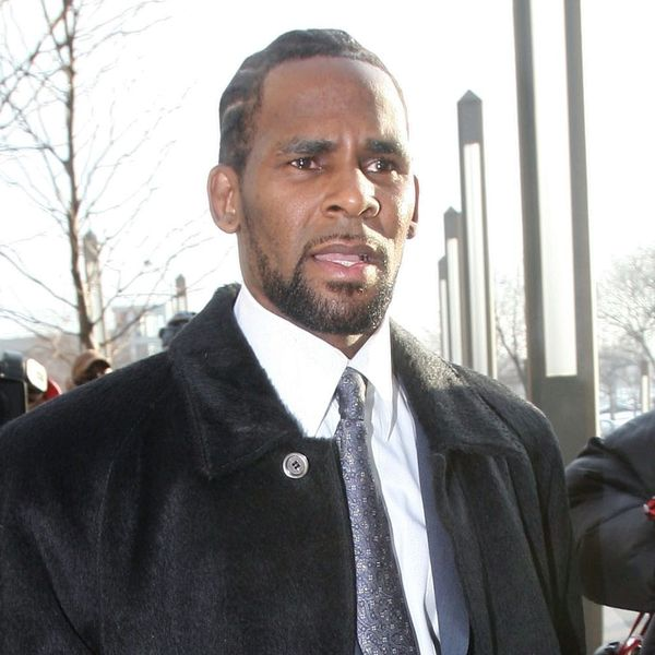 Why Time's Up Is Joining a Campaign to Hold R. Kelly Accountable