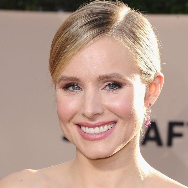 This Is Kristen Bell's Powerful Message to Her Younger Self