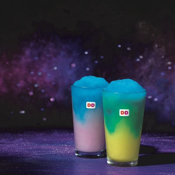 Dunkin' Donuts Newest Treats Are Out of This World — Literally