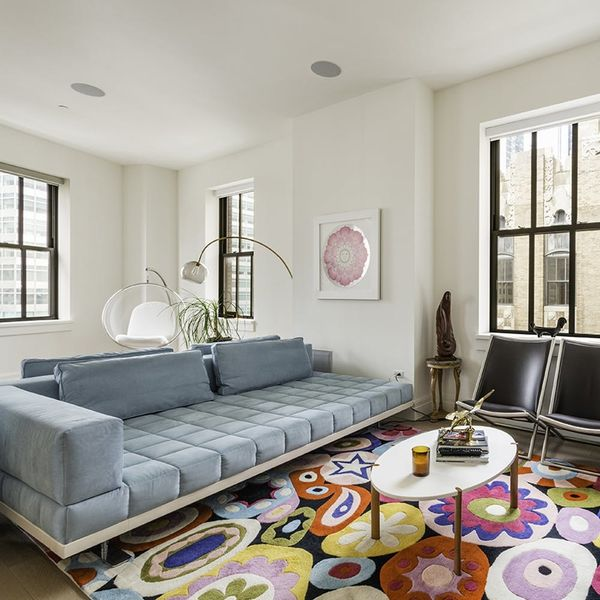 This Luxe Tribeca Apartment Just Became Our New Dream Home