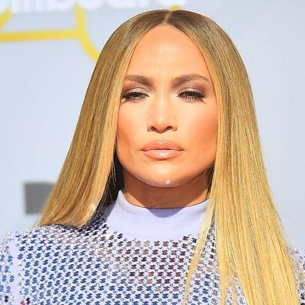 Jennifer Lopez Channels Rapunzel With 4-Foot-Long Extensions