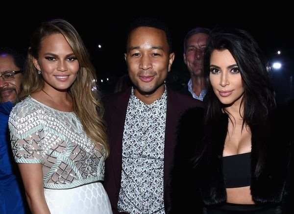 Chrissy Teigen's Baby Shower Was Catered by Shake Shack