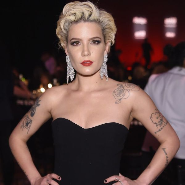 Halsey Just Landed a Major Beauty Deal Thanks to THIS Secret Talent