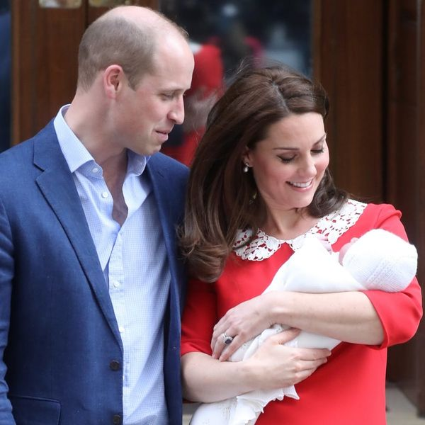 Here's the Family Meaning Behind Prince Louis Arthur Charles' Name