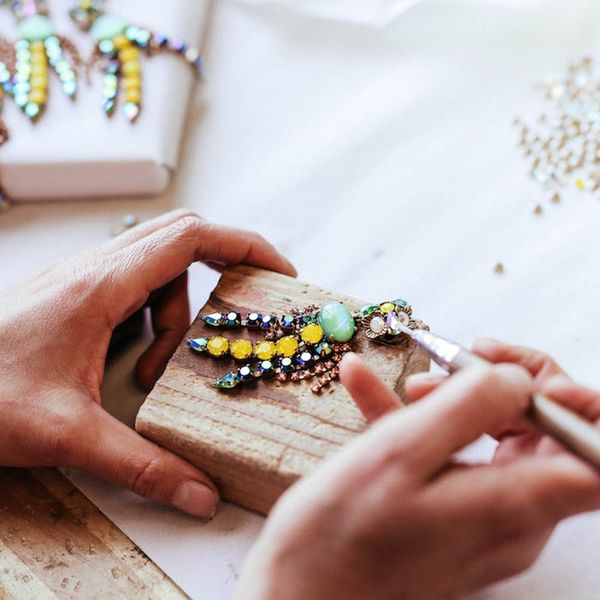 Loren Hope Introduces Custom Bridal Jewelry for a Truly Unique Wedding Day