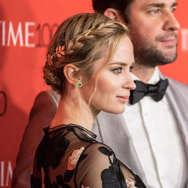 Emily Blunt's $28 Hair Accessory Is Your New Date Night Style Staple