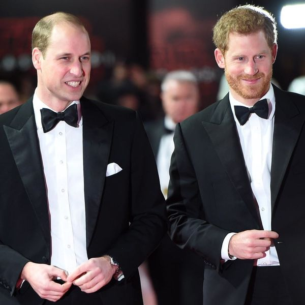 Prince Harry Has Asked Prince William to Be His Best Man at the Royal Wedding