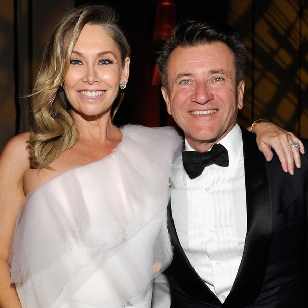 Kym Johnson and Robert Herjavec Gave Their Newborn Twins the Sweetest Names
