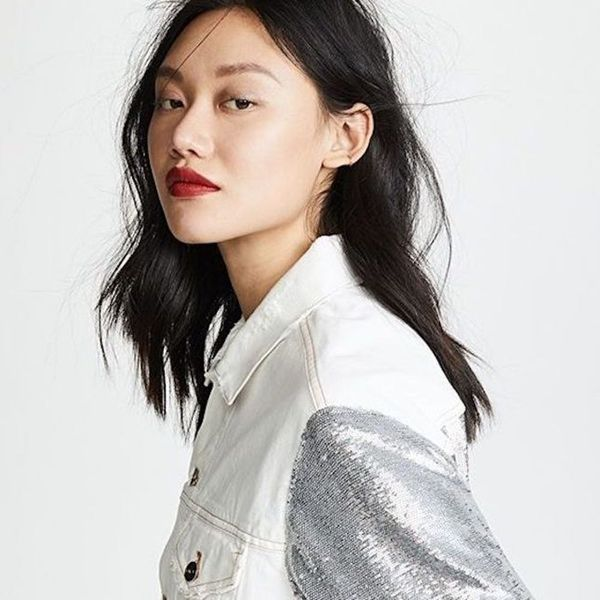 17 Not-So-Basic Denim Jackets for Warm Weather Nights Out