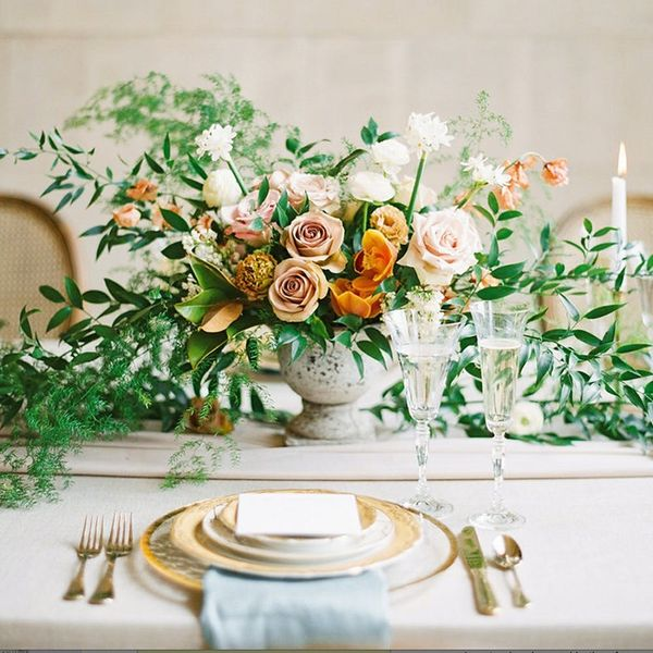 How to Throw a Sustainable Wedding You'll LOVE