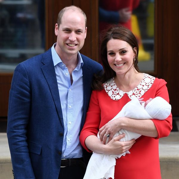 See How the New Royal Baby's Debut Compares to Prince George and Princess Charlotte's Debuts