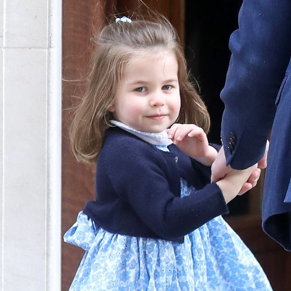 Prince George and Princess Charlotte Visited the Hospital to Meet Their Baby Brother