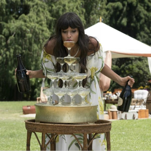 Why 'The Good Place' Star Jameela Jamil Wants Us to Stop Talking About 'Body Positivity'
