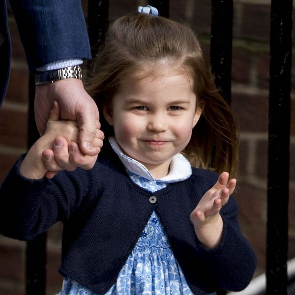 Here's Why the Birth of Royal Baby #3 Is Historic for Princess Charlotte
