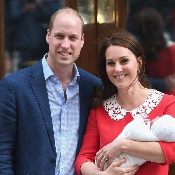 Kate Middleton Channels the Late Princess Diana to Debut Royal Baby