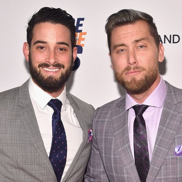 Lance Bass and Husband Michael Turchin Reveal They've Begun the Process for Surrogacy