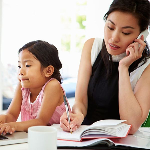 9 Ways Working May Help You Be a Better Mom