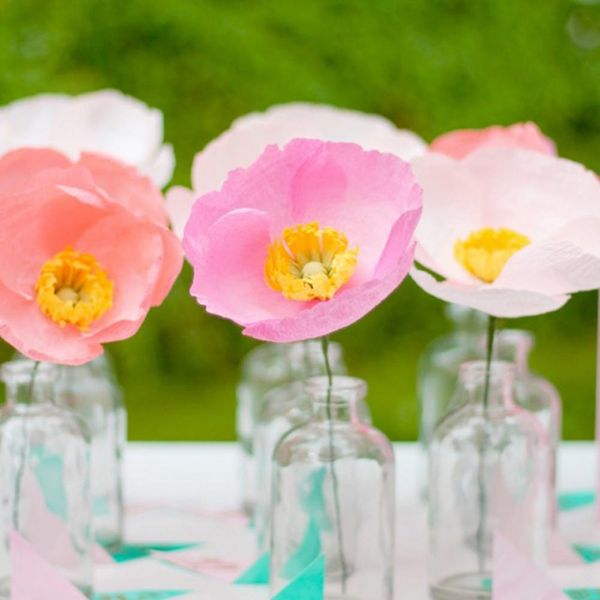 12 Colorful Wedding Escort Cards You Can DIY