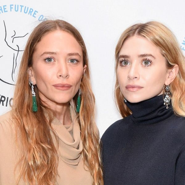 Mary-Kate and Ashley Olsen Take Twinning to New Heights on the Red Carpet