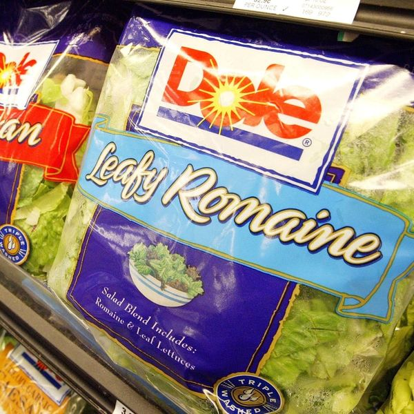 PSA: The CDC's Warning for Romaine Lettuce Has Just Been Upgraded