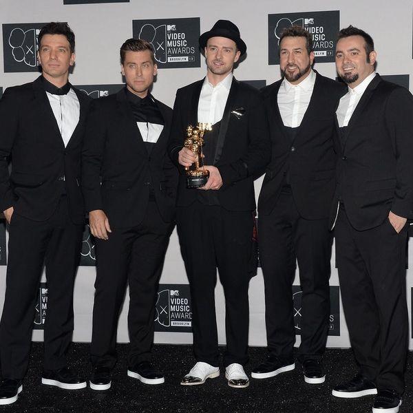SURPRISE! *NSYNC Announces 'Dirty Pop-Up' Shop in LA