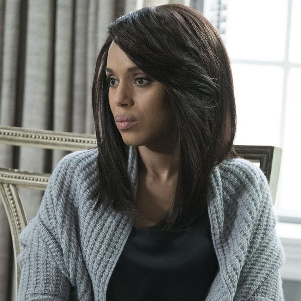 Kerry Washington's Emotional Goodbye to 'Scandal' Has Us Missing the Show Already