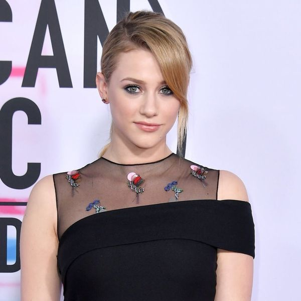 'Riverdale' Star Lili Reinhart Reveals the Heartbreaking Way She Used to Deal With Acne
