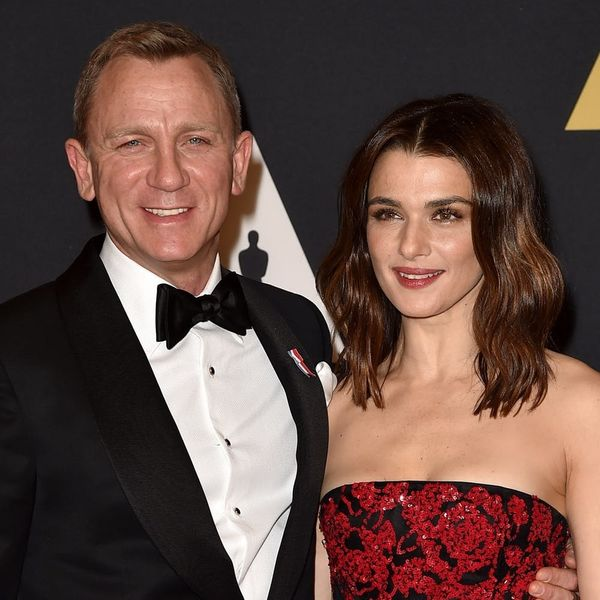 Rachel Weisz Is Pregnant and Expecting a Baby With Daniel Craig!