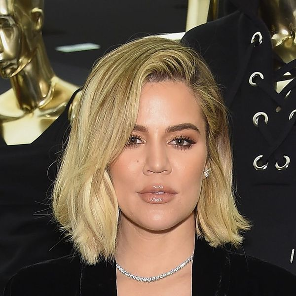 Khloé Kardashian's Baby Girl Doesn't Have a Middle Name