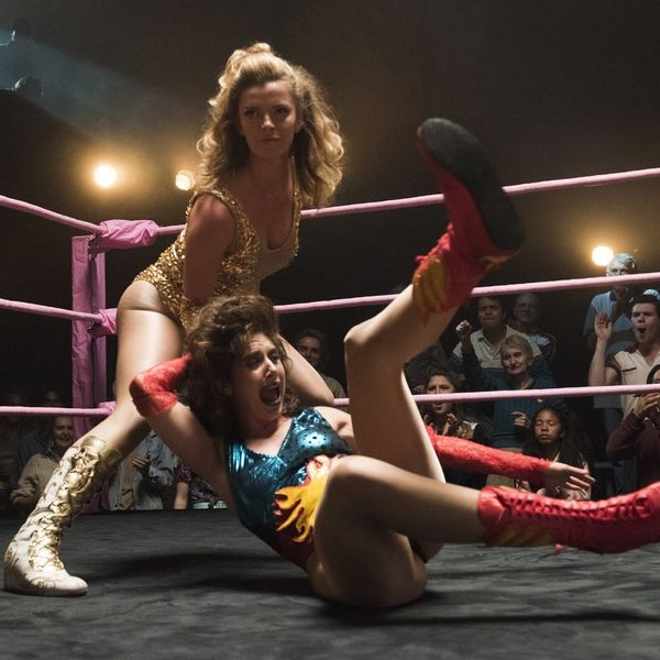 'GLOW' Announces Its Season 2 Premiere Date With a 'Flashdance'-Inspired Video