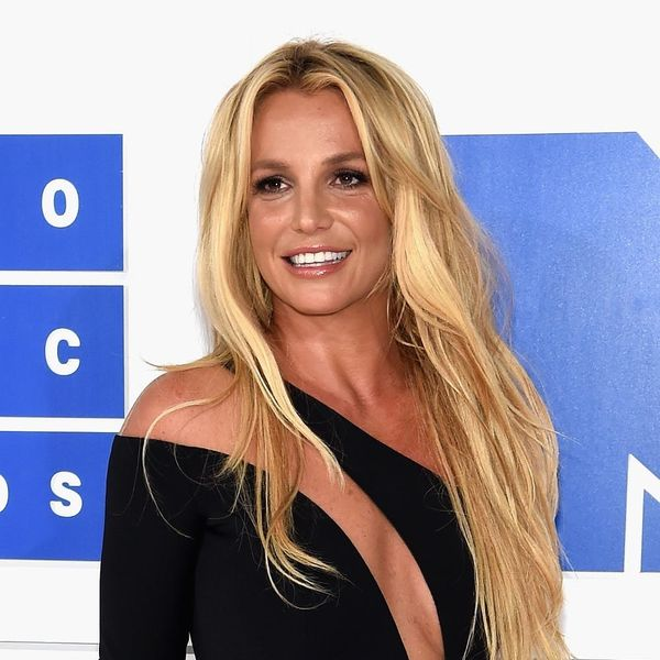 Britney Spears' At-Home Fashion Shows Are Giving Us Life