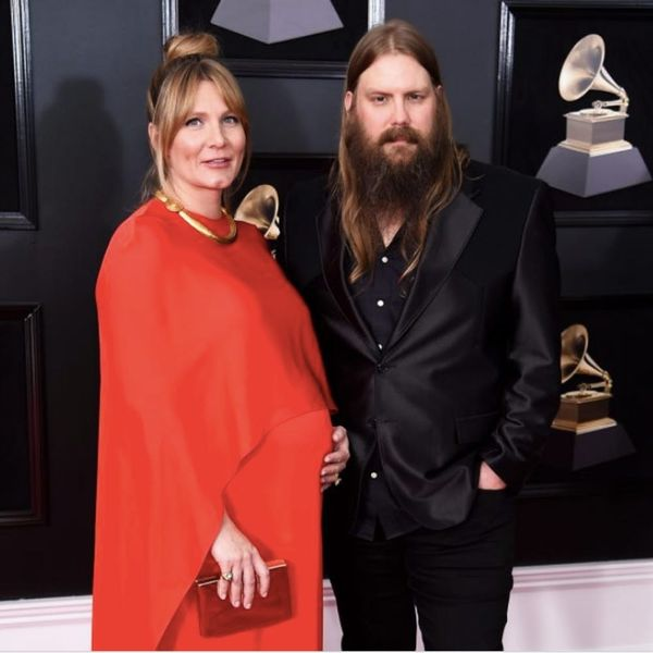 """Chris Stapleton's Wife Reveals Their Baby Twins Were Born """"More Than a Month Early"""""""