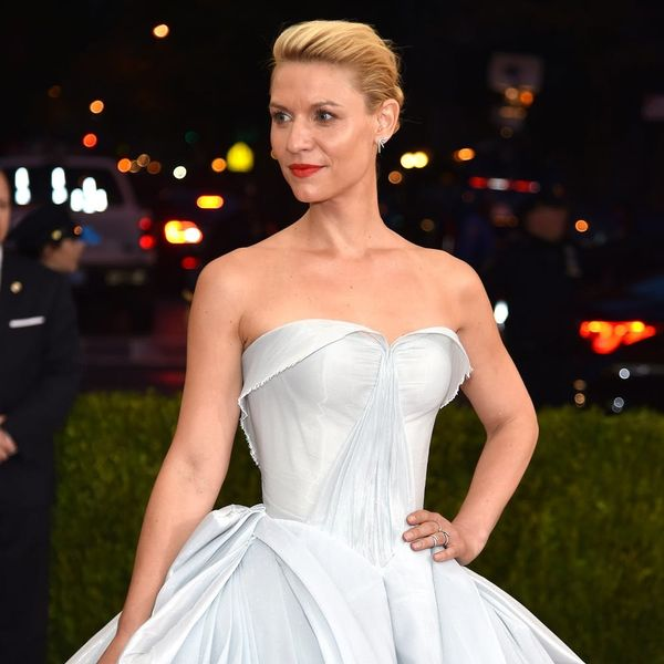 Claire Danes Reveals She's Pregnant With Baby #2