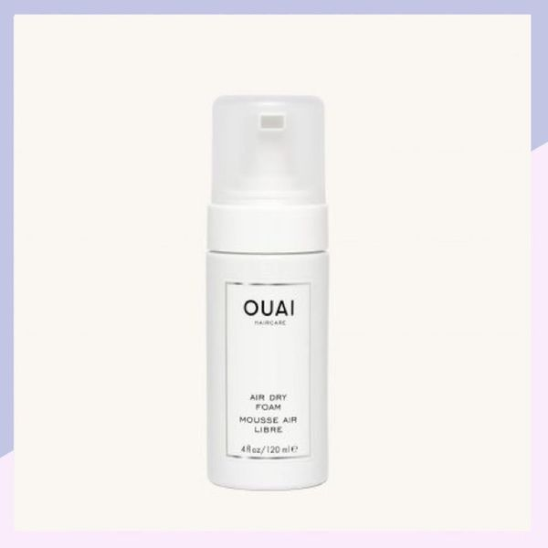 Ouai's New Air Dry Foam Was Made for Summer Curl Perfection