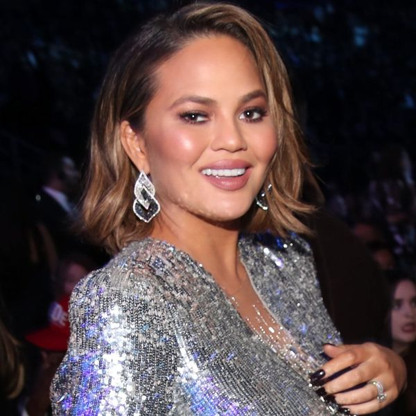 See the Very First Snap of Chrissy Teigen and John Legend's Unborn Babe