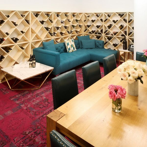 See How TheSkimm's Office Makeover Geniusly Kept Its Homey Vibes