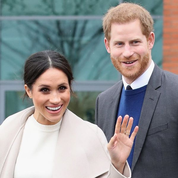 Prince Harry Just Gave the Sweetest Shout-Out to Meghan Markle in a Speech