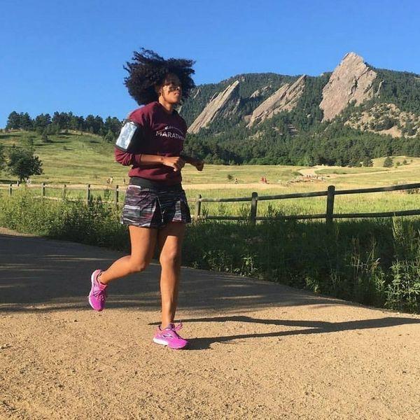 How This Woman is Inspiring Black Women to Run