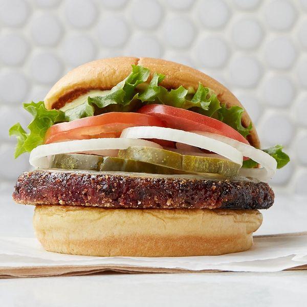 Vegetarians, Prepare to Feast on Shake Shack's New Veggie Burger