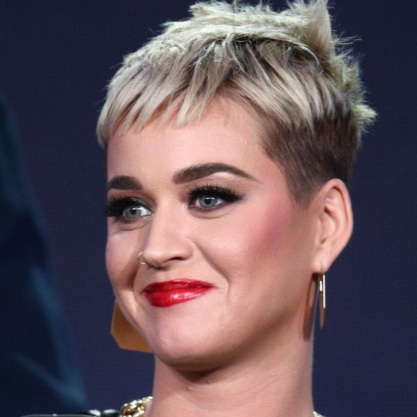 Katy Perry's New Hair Hue Was Inspired by *This* Iconic Flower