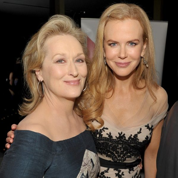 Nicole Kidman Gushing About Watching Meryl Streep Act in'Big Little Lies' Season 2 Is All of Us