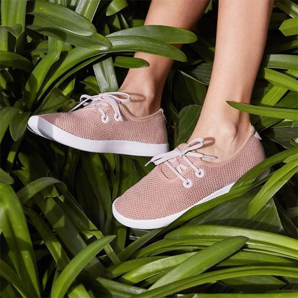 I Wore Shoes Made from Trees for a Week — Here's What Happened