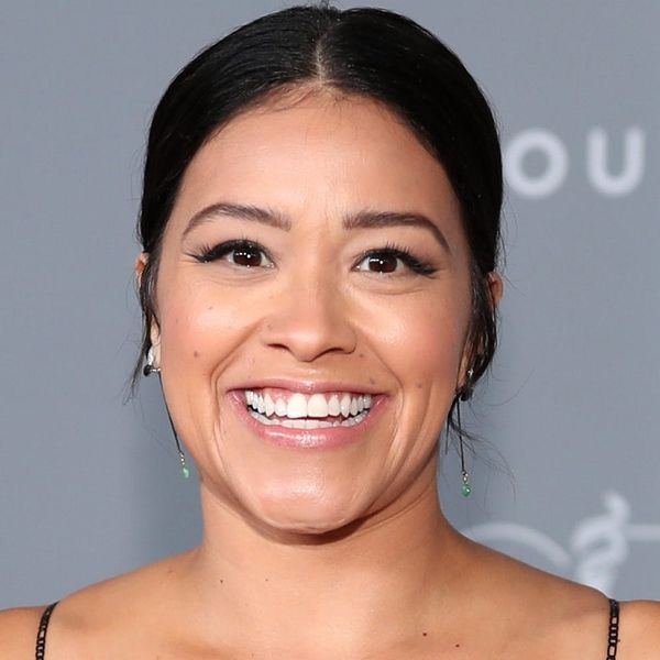 Gina Rodriguez Is Here to Give You a Serious Case of Spring Fringe Envy